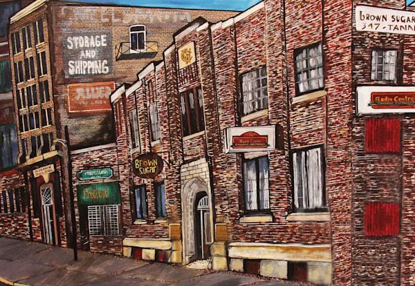 Dewdney Close Up  Art | Art By Dana