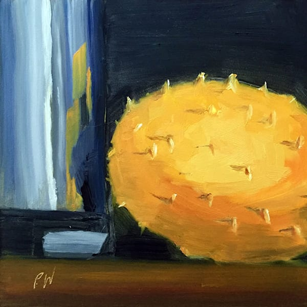 Horned Mellon Painting by Paul William | Fine Art for Sale