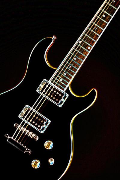 Electric Guitar Image drawing 1474.409