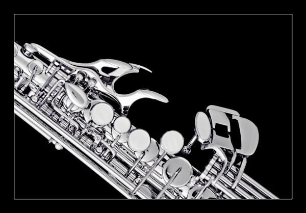 Fine Art Prints Soprano Saxophone 3342.01