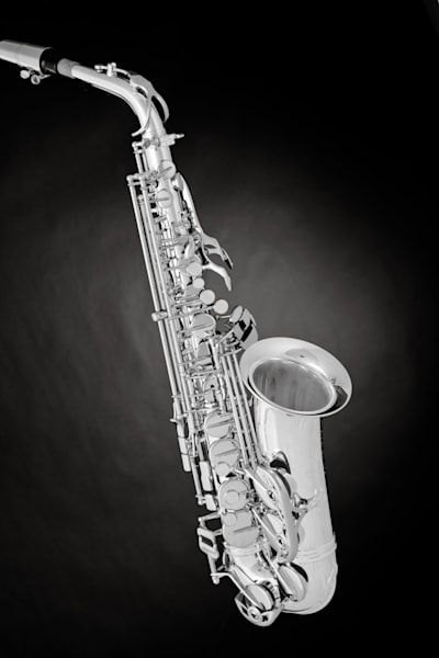 Jazz Saxophone Wall Art 3271.01