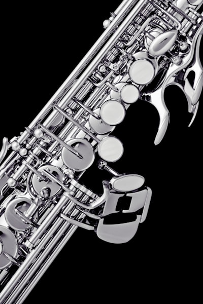Original Art Soprano Saxophone 3355.01