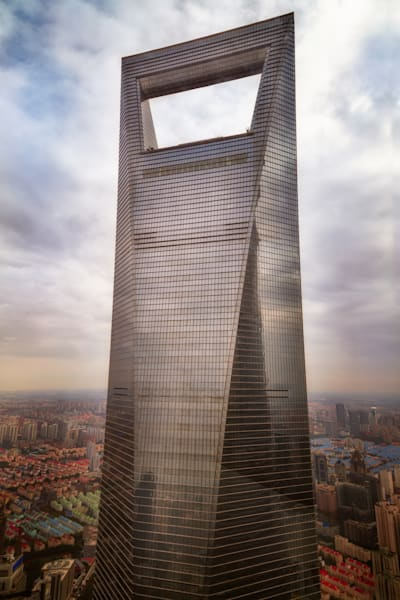 Shanghai World Financial Center, Shanghai, China