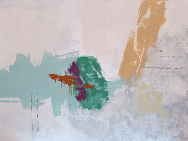 Discovery Abstract Art Paintings for sale | Anne Rivers