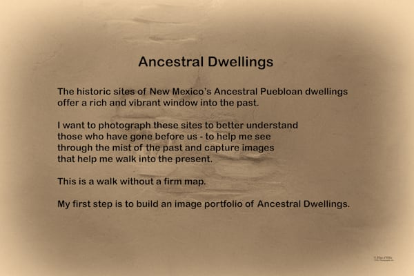 Ancestral Dwellings