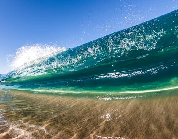 Ocean Photography | Electric Jello by Jaysen Patao