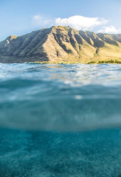 Ocean Photography | Half n Half by Jaysen Patao