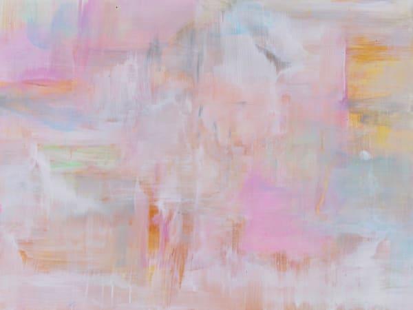 Gentle Pink Art | Art By Dana