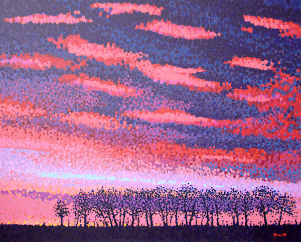 Witness The Morning Art | Jim Pescott Art
