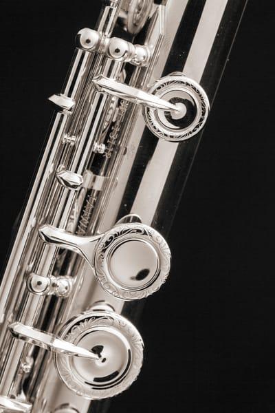 Metal Art Flute Keys 3444.01