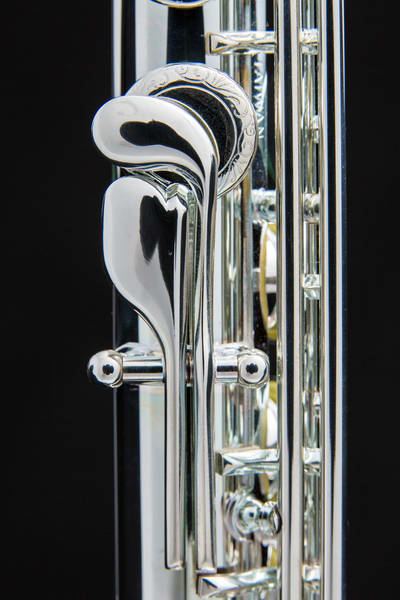 Flute Thumb Metal Wall Art 3450.02