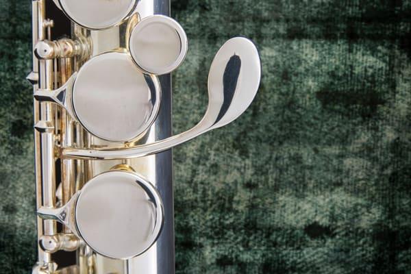 Wall Art Alto Flute G Key 3456.02