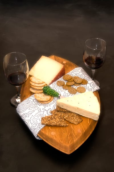 Red Wine & Cheese (171770FBND8RF) Photograph for Sale as Commercial Product or Digital Licensing