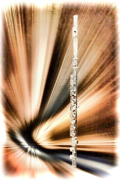 Wind Flute Original Art 3300.02