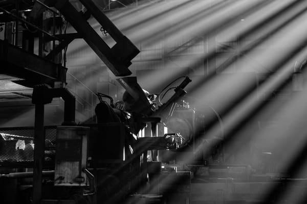 Deus Ex Machina Photography Art | Lance Rosol Fine Art Photography