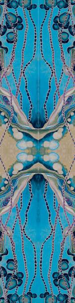 Seafoam Blue Scarf