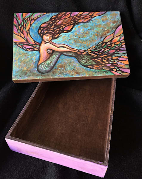 Mermaid Box
