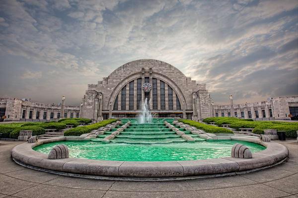 Union Terminal Cincinnati Photography Art | Lance Rosol Fine Art Photography