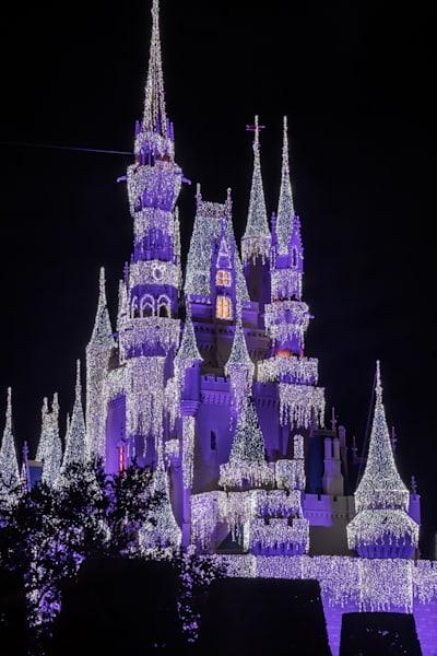 Hidden Mickey Dream Lights 3 - Disney Art | Willam Drew