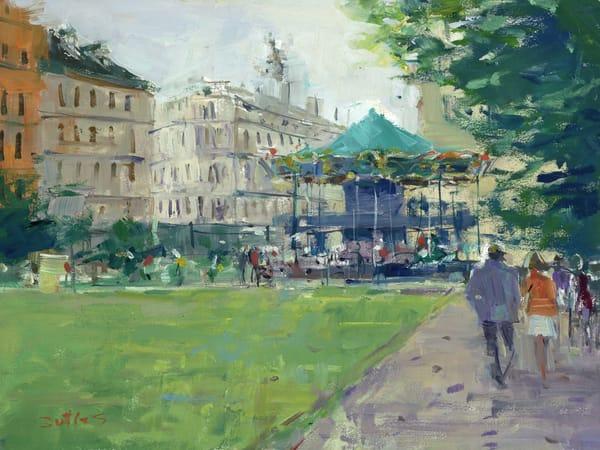 Carousel, Nice_16x12