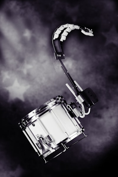 Marching Snare Drum Meetal Wall Art 3329.01