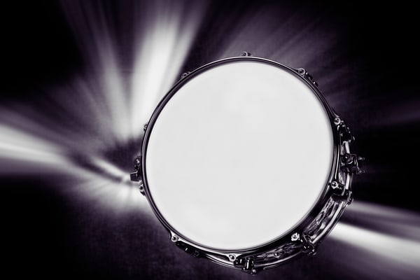 Snare Drum for Drum Set Wall Art 3247.01