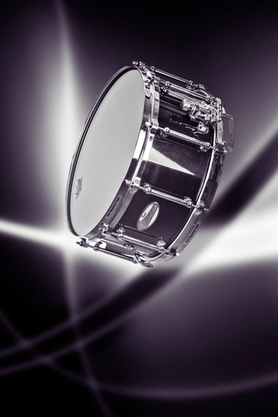 Space Snare Drum Metal Wall Art 3238.01