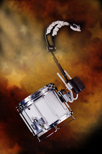 Marching Snare Drum Metal Wall Art 3329.02