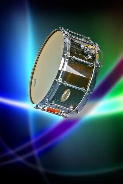 Metal Wall Art Snare Drum In Space 3238.02