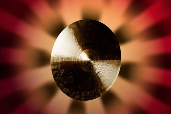 Ride Cymbal Metal Wall Art 3332.02