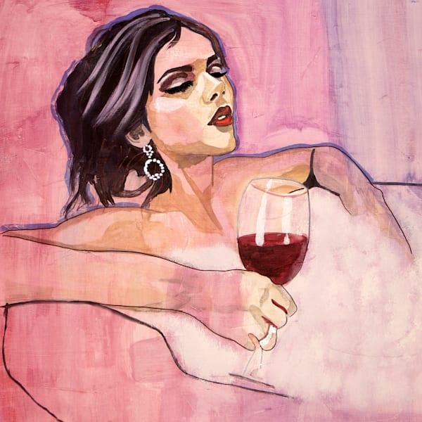 Wine Tub Art | William K. Stidham - heART Art