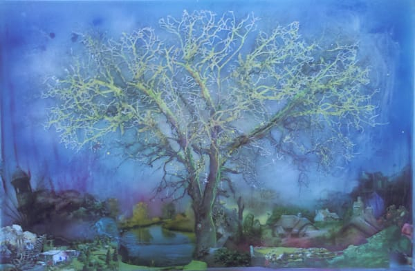 Tree Art | Haley Litzinger