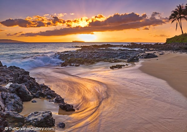 Maui Sunset, Secret Beach