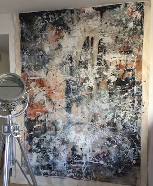 Migration of Souls Original Painting