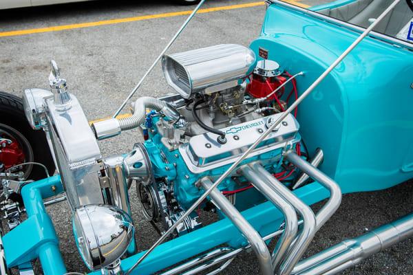 1923 Ford T Bucket engine Classic Car 3088.02