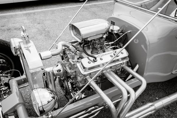 Classic Car 1923 Ford T Bucket engine 3088.01