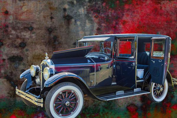 1924 Buick Duchess Canvas Print Classic Car 102