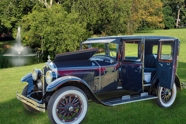 1924 Buick Duchess Classic Car Art Photographs