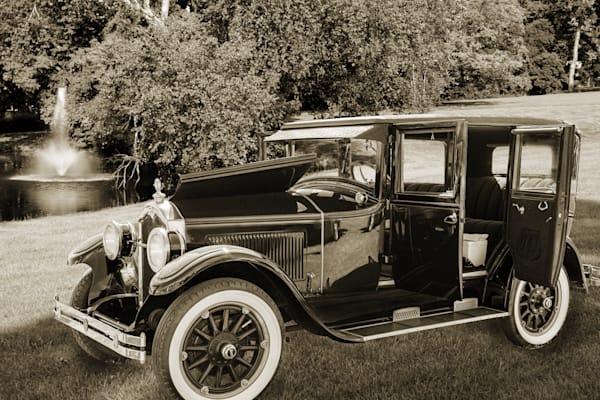 Classic Car Wall Art 1924 Buick Duchess 101