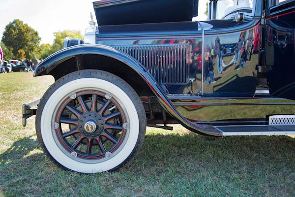 1924 Buick Duchess Front Fender Classic Car 115
