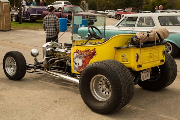 Quarter 1923 Ford T Bucket Classic Car 5705.02
