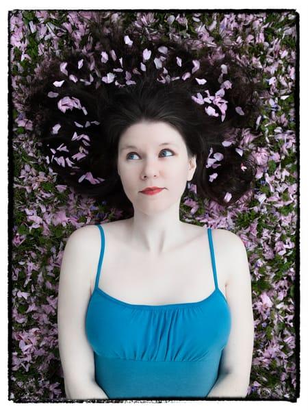 Beauty Amongst The Fallen Flowers Photography Art | Lance Rosol Fine Art Photography