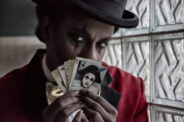 Joker's Wild Photography Art | Lance Rosol Fine Art Photography