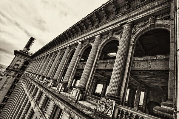 Top Of The Station Photography Art | Lance Rosol Fine Art Photography