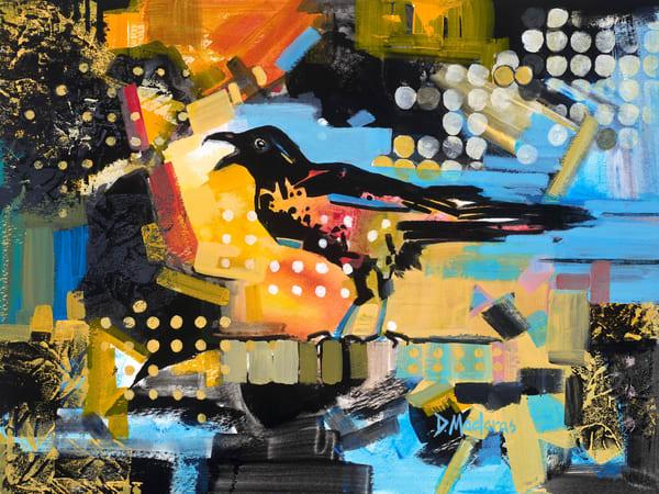 Raven Spots | Southwest Art Gallery Tucson | Madaras