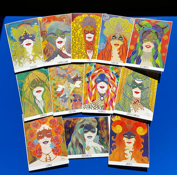 Greeting Cards, Zodiac