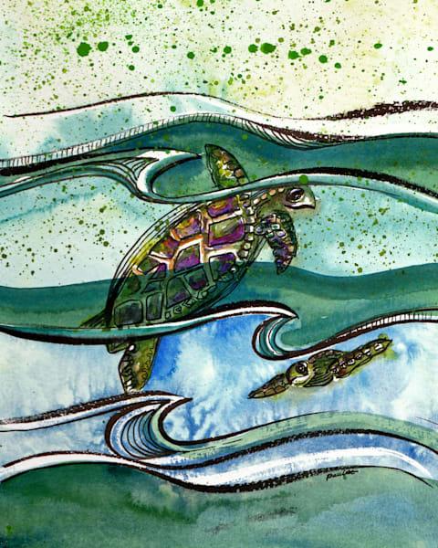 Turtle Frolic