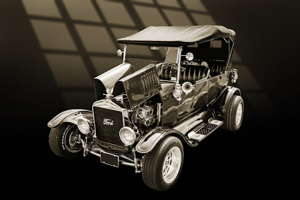 Vintage Car 1924 Ford Model T Touring 5509.203