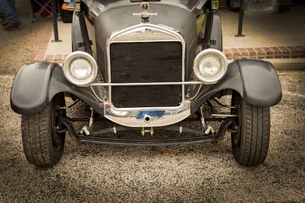 Frontend 1927 Ford Coupe Classic Car 4038.02