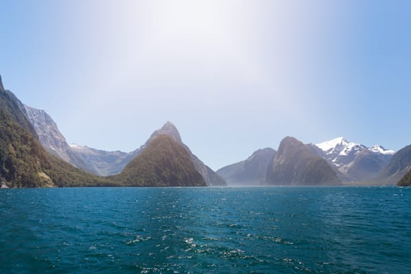 Milford Sound Photograph for Sale as Fine Art.
